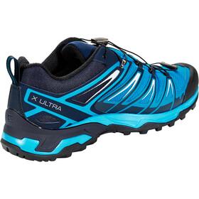 Salomon X Ultra 3 GTX Calzado Hombre, mykonos blue/indigo bunting/pearl blue